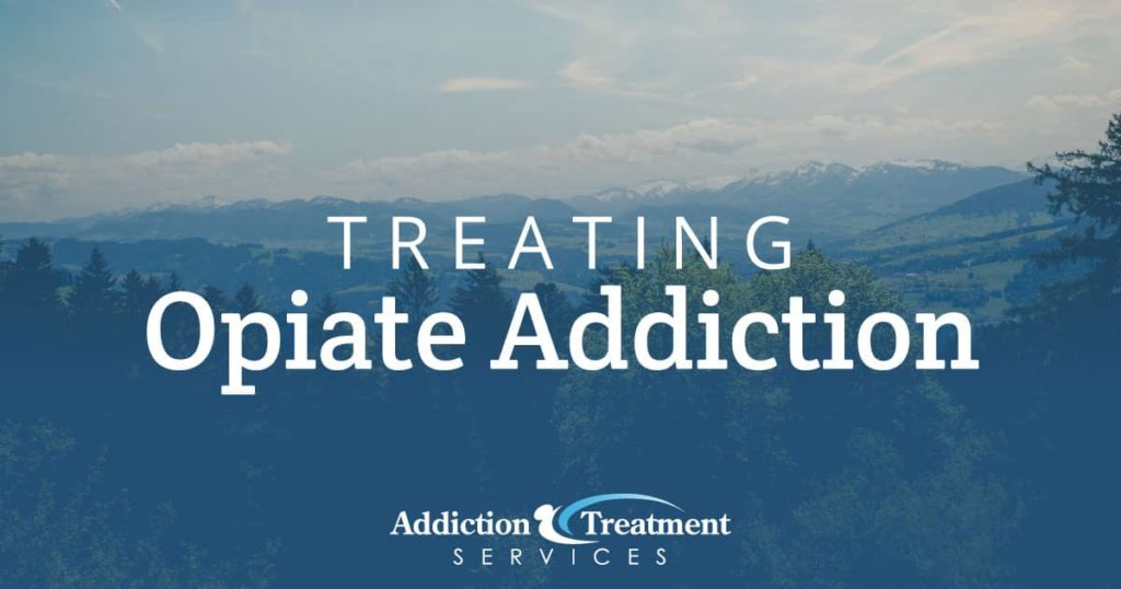 Opiate and Heroin Treatment at ATS