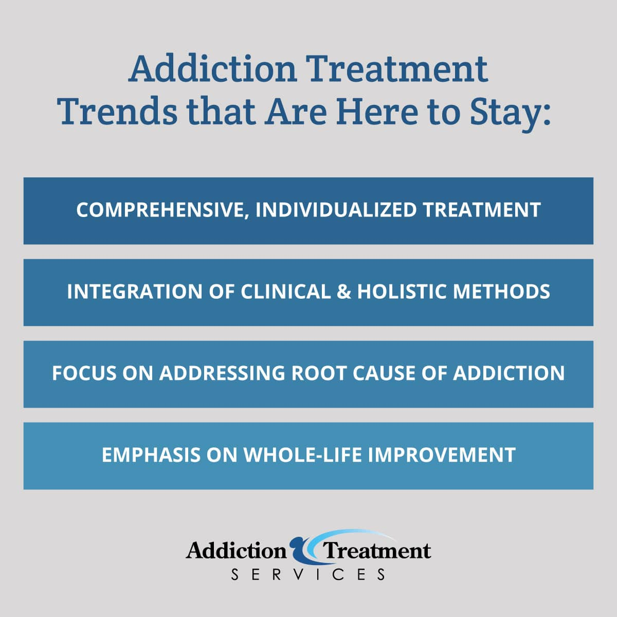 New Addiction Treatment Trends That Are Here to Stay - ATS