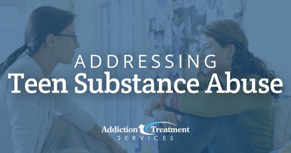 Addressing Teen Substance Abuse