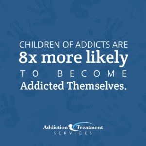 Children Of Addicts Become Addicted Statistic - ATS
