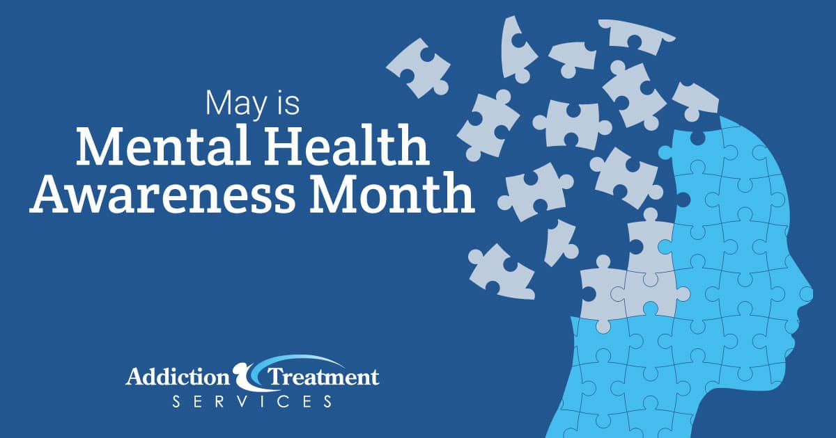 May is Mental Health Awareness Month 2017