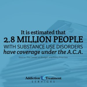 Insurance Coverage for Rehab Under Affordable Care Act Statistic - Addiction Treatment Services