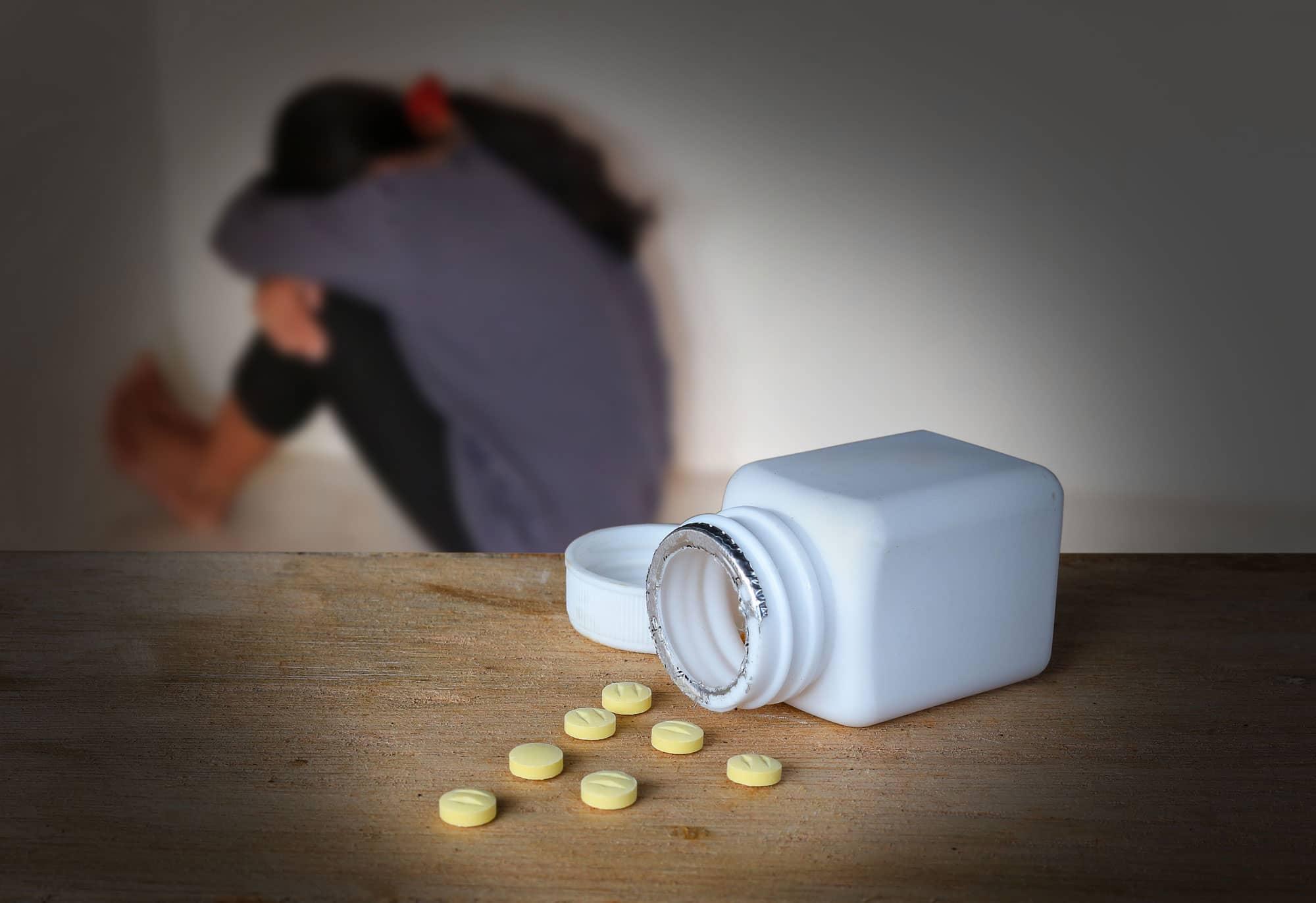 antidepressants withdrawal