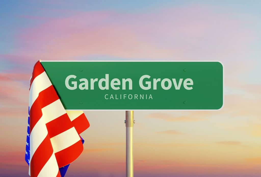 Garden Grove, California