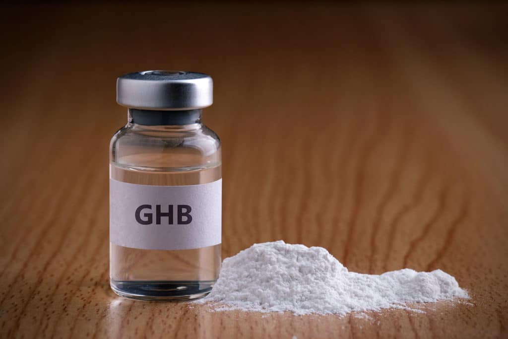 GHB Addiction & Abuse